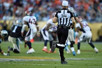 2019 Roster of NFL Officials