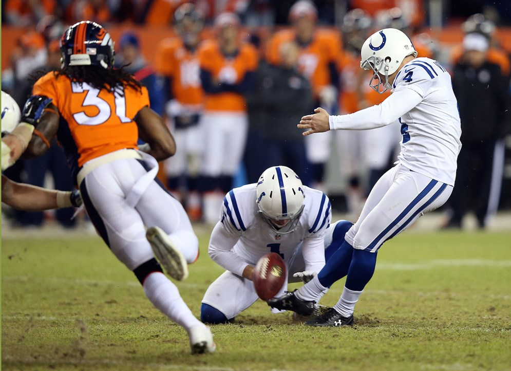The Colts' proposal would reward teams that score a touchdown and successfully convert a two-point conversion with an opportunity to attempt a 50-yard field goal for an additional point, for a possible 9 point play (6+2+1).