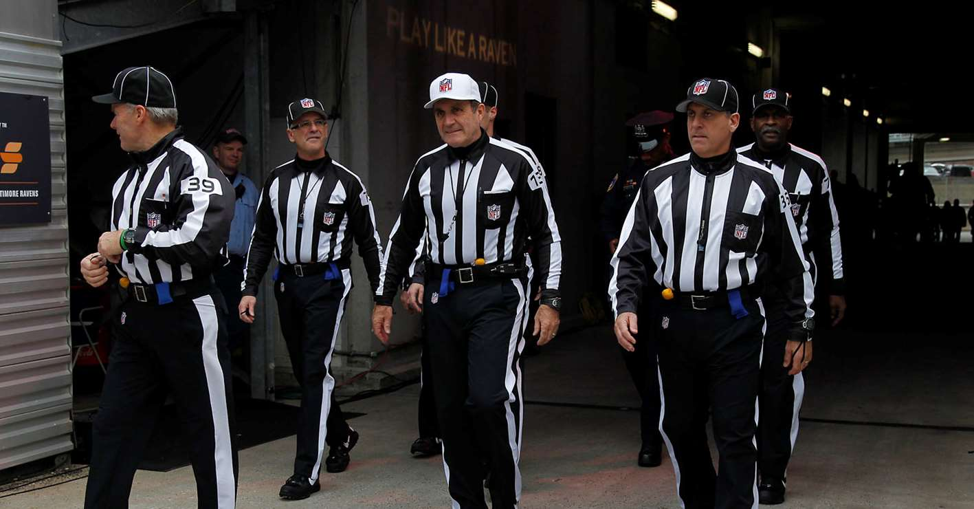 Nfl Instant Replay Process Nfl Football Operations