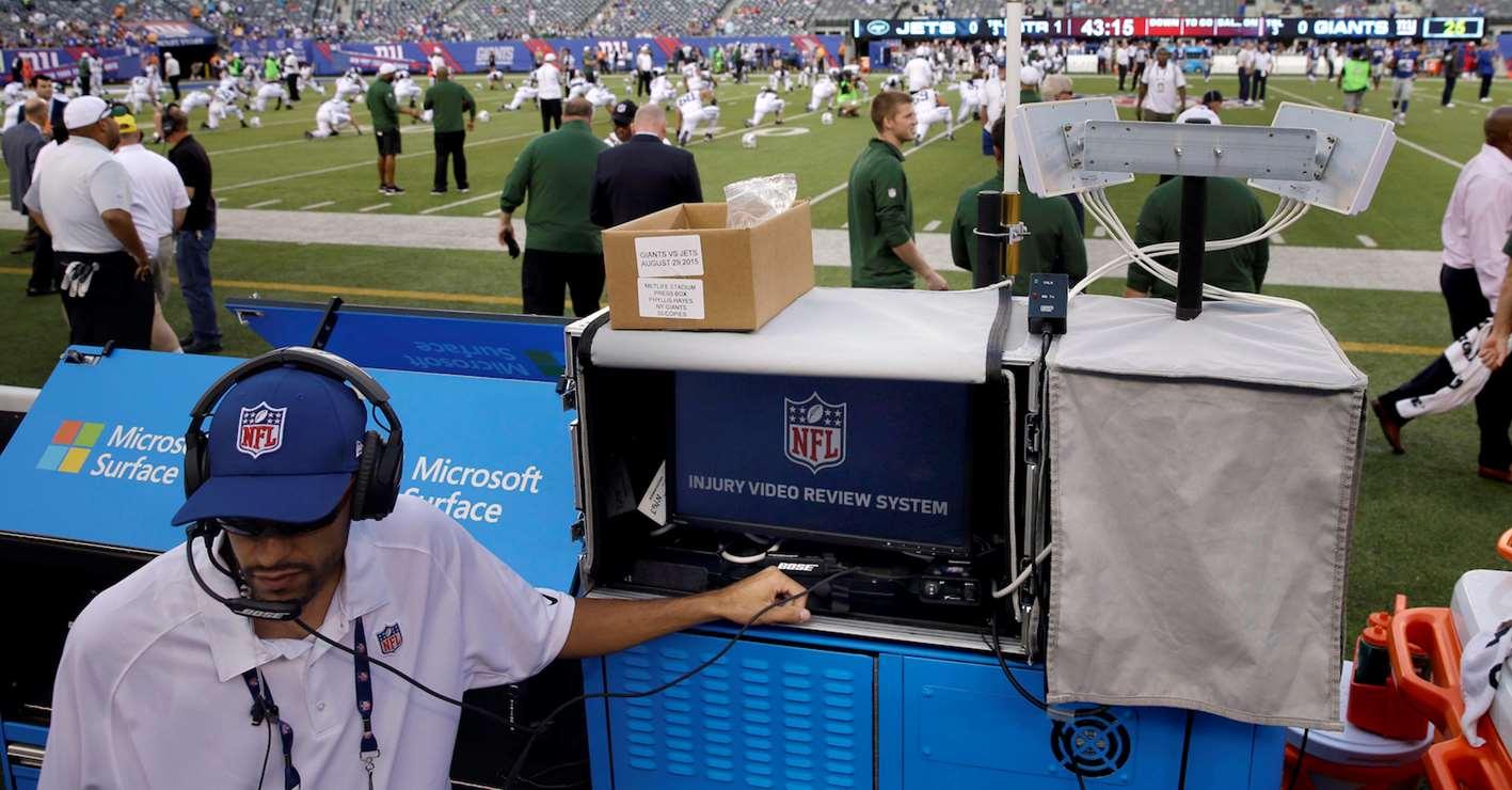 Salud y seguridad | Operaciones de Fútbol Americano de la NFL