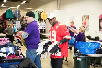 Giving Back to NFL Communities