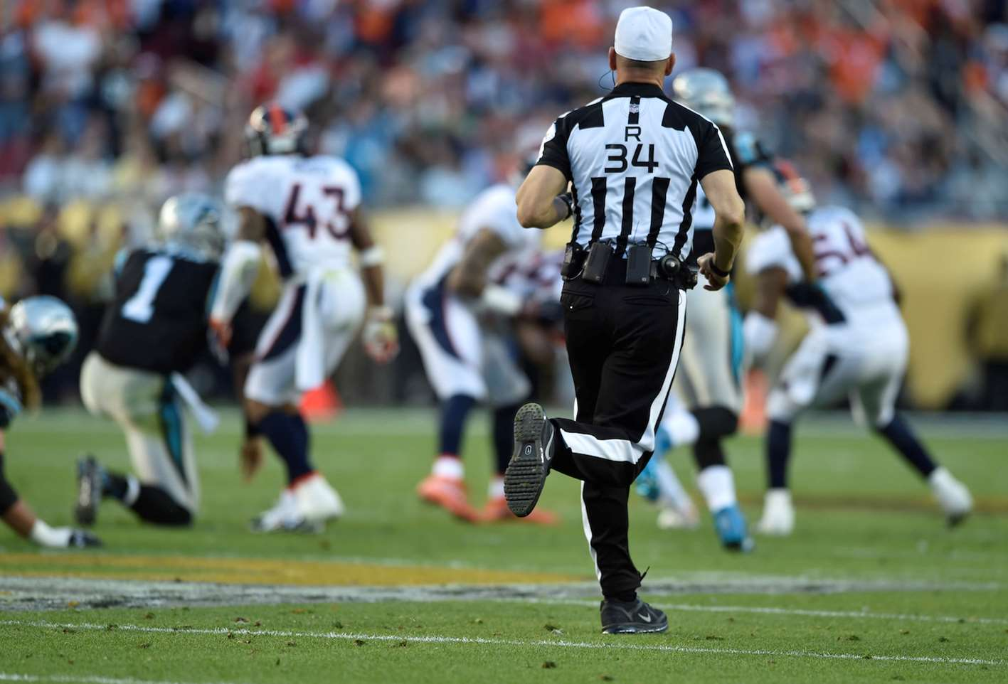 2018 Roster Of Nfl Officials Nfl Football Operations
