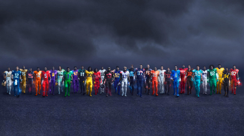 c5a279f14 NFL and Nike Unveil 2016 Color Rush Uniforms September 13