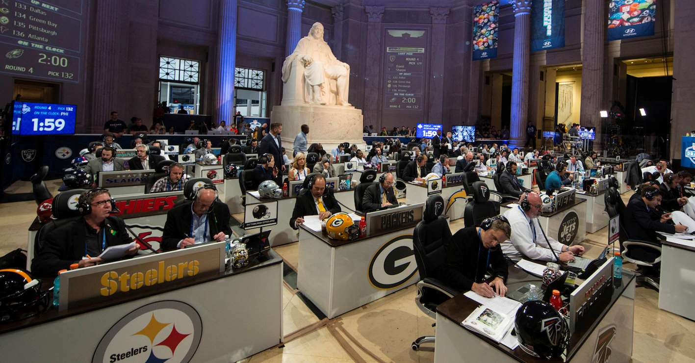 The Rules of the Draft   NFL Football Operations