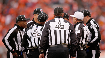 Scouting the Next NFL Officials