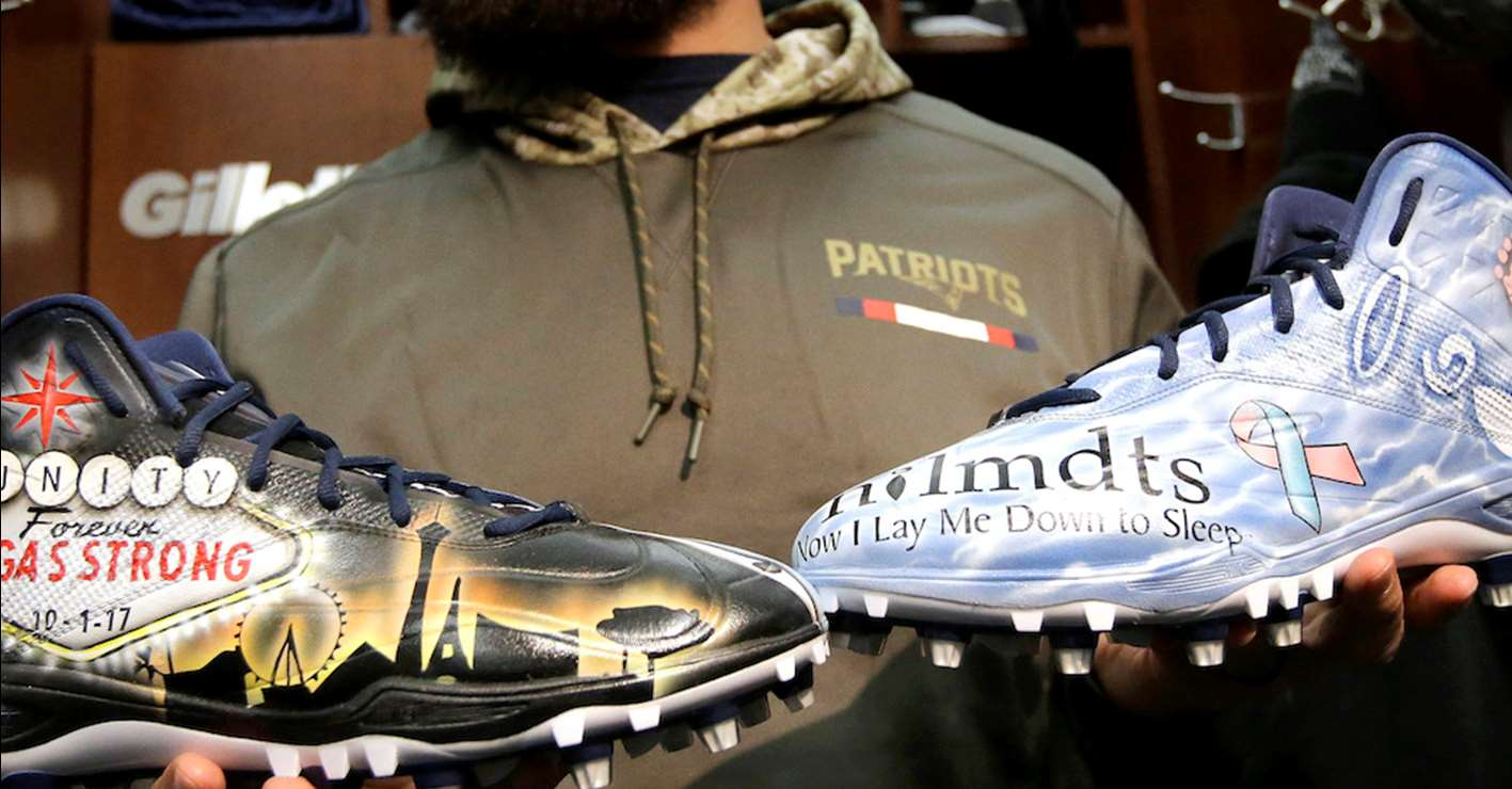 a96c7dc0d0c8 My Cause My Cleats | NFL Football Operations